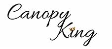 Canopy King Bespoke Canopies Logo